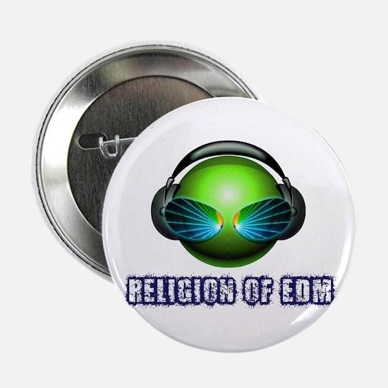 "Religion of EDM 2.25"" Button"