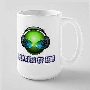 Religion of EDM Mug