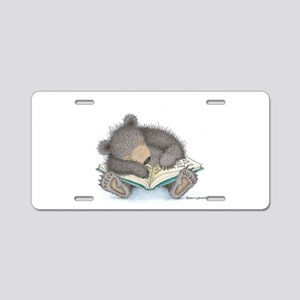 The Gruffies® - Bedtime Story Aluminum License Pla