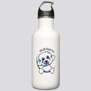 Bichon Frise IAAM Stainless Water Bottle 1.0L