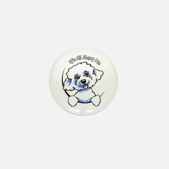 Bichon Frise IAAM Mini Button