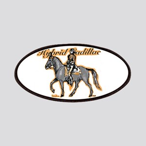 Hybrid Cadillac Gaited Mules Patches