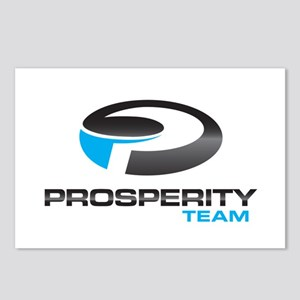 Prosperity Team Postcards (Package of 8)