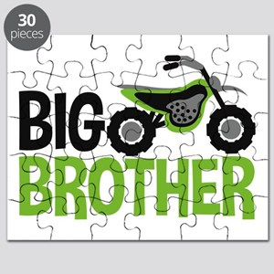 Motorcycle Big Brother Puzzle