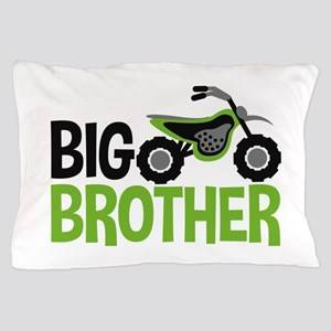 Motorcycle Big Brother Pillow Case