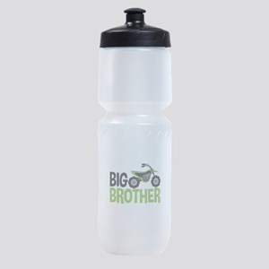Motorcycle Big Brother Sports Bottle