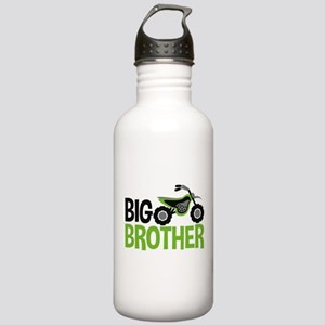 Motorcycle Big Brother Water Bottle