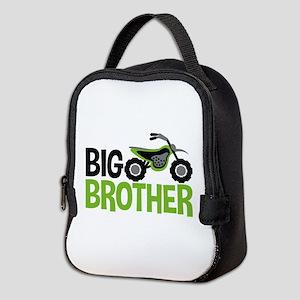 Motorcycle Big Brother Neoprene Lunch Bag