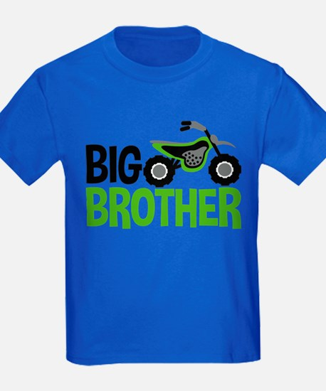 Motorcycle Big Brother T-Shirt