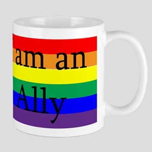 I Am an Ally Too Mug