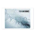 Fish And Bones Postcards (Package of 8)