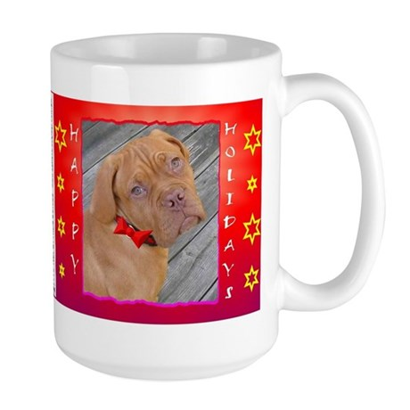 Dogue De Bordeaux, Large Mug