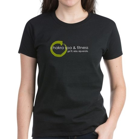 Chakra Logo White T-Shirt