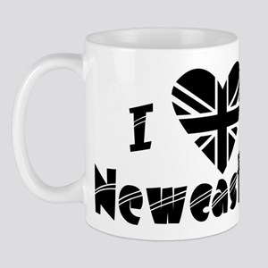 """I love Newcastle"" Mug"