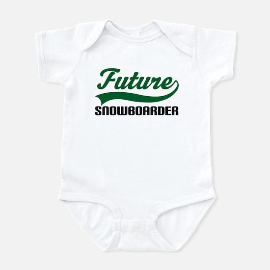 Future Snowboarder Infant Bodysuit
