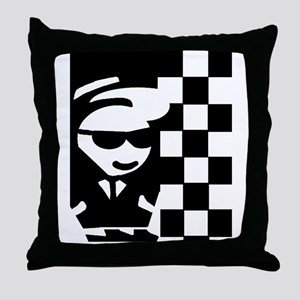 Little Rudy Throw Pillow