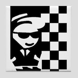 Little Rudy Tile Coaster