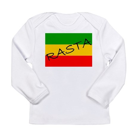 Rasta Long Sleeve T-Shirt