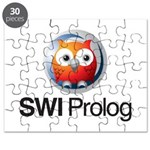 SWI-Prolog and Owl Puzzle