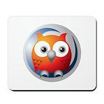 Owl version 2 Mousepad