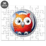 Owl version 2 Puzzle