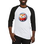 Owl version 2 Baseball Jersey