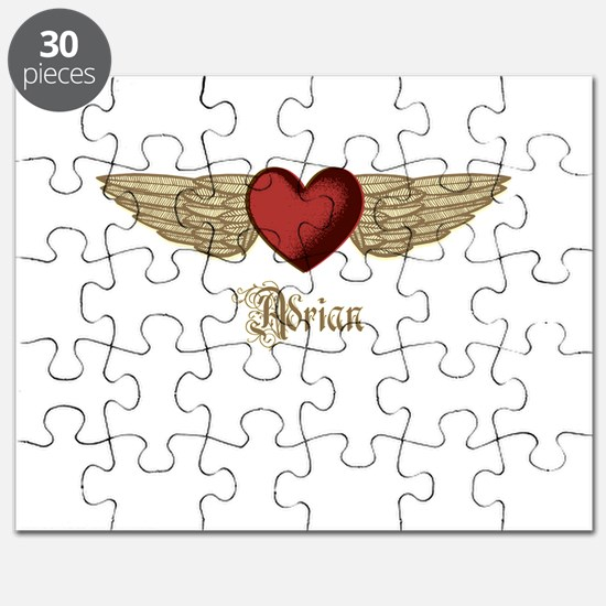 Adrian the Angel Puzzle