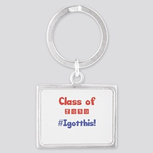 Class of 2030 Keychains