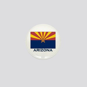 Arizona Flag Gear Mini Button