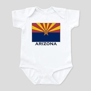 Arizona Flag Gear Infant Bodysuit