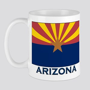 Arizona Flag Gear Mug