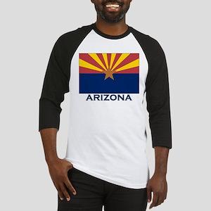 Arizona Flag Gear Baseball Jersey