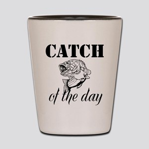 Catch Of The Day Shot Glass