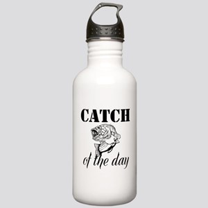 Catch Of The Day Water Bottle