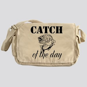 Catch Of The Day Messenger Bag