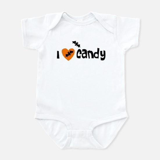 i heart candy Infant Bodysuit