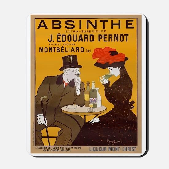 Absinthe Edouard Pernot Mousepad
