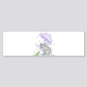 Puddle Fun Bumper Sticker