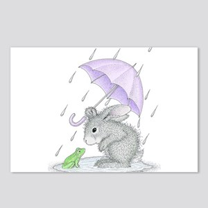 Puddle Fun Postcards (Package of 8)