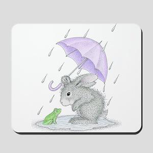 Puddle Fun Mousepad