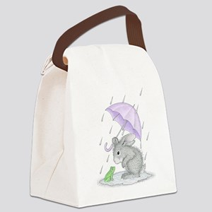 Puddle Fun Canvas Lunch Bag