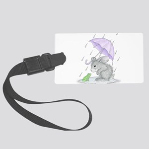 Puddle Fun Luggage Tag