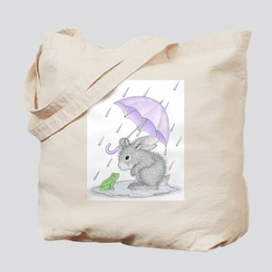 Puddle Fun Tote Bag