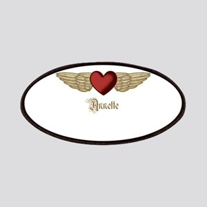 Annette the Angel Patches