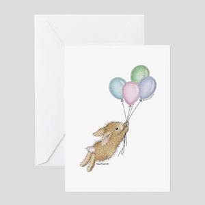 HMLR1045_balloonsnobckgrnd copy Greeting Card