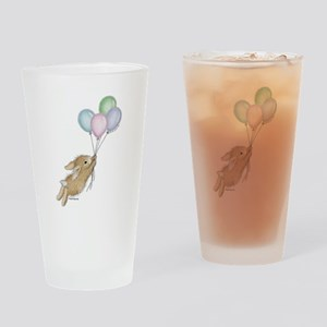 HMLR1045_balloonsnobckgrnd copy Drinking Glass