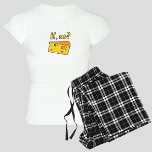 Queso? Pajamas
