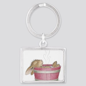 HappyHoppers® - Bunny - Landscape Keychain
