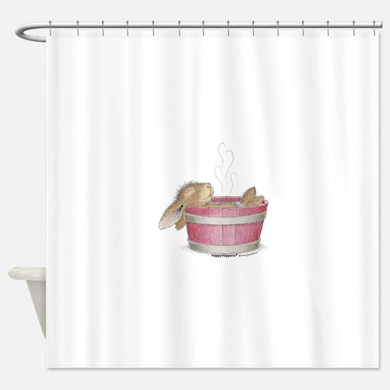 HappyHoppers® - Bunny - Shower Curtain