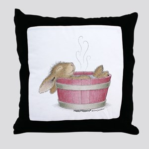 HappyHoppers® - Bunny - Throw Pillow